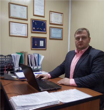 Аватар Адвокат Гуркин Роман Иванович