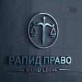 логотип Юридическое бюро Рапид Право