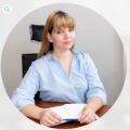 логотип Услуги юриста в Бийске Просвирякова Оксана Викторовна