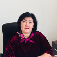 логотип адвокат Жумагаженова Б.Ш.